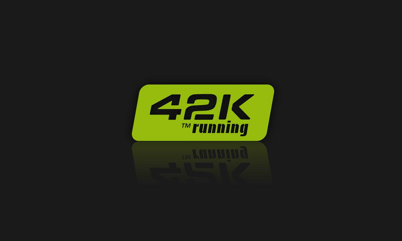 Marca de la empresa de ropa técnica 42k Running