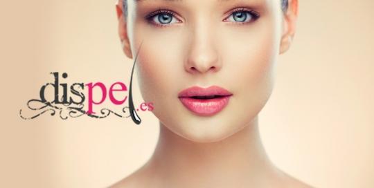 Mujer con belleza, peluquería y estética representando a la marca