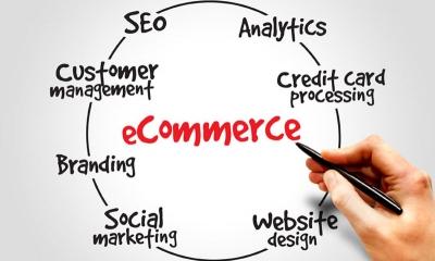 gráfico representativo del ecommerce