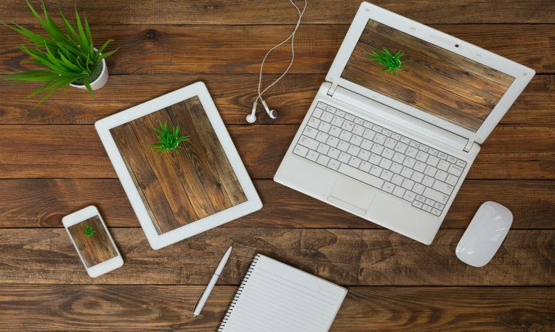dispositivos con diseño responsive