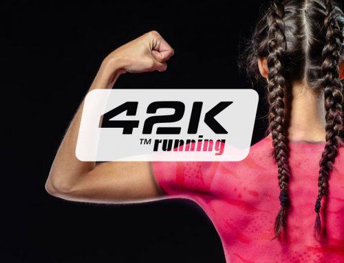 42K Running. Nuevo diseño y mejoras SEO