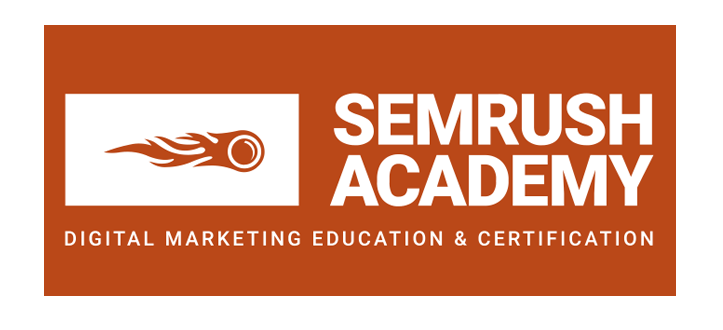 Certificados en SEO Toolkit de SEMrush de marketing digital