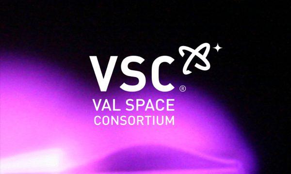Val Space Consortium portada proyecto web de servicios