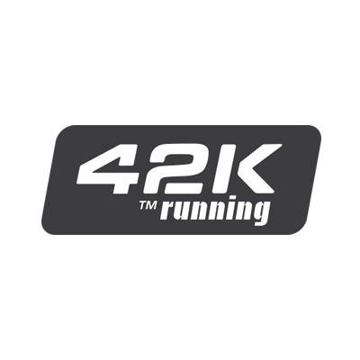 Logotipo empresa 42K Running