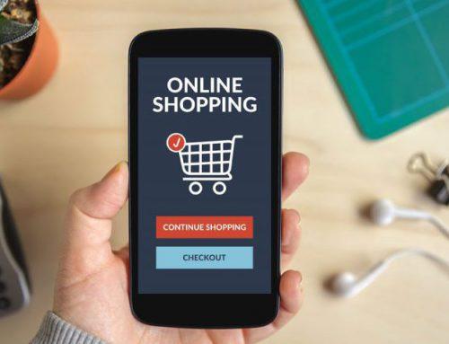 Informe de venta online desde móviles en 2018