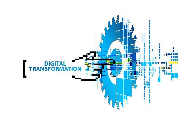 gráfico sobre transformación digital